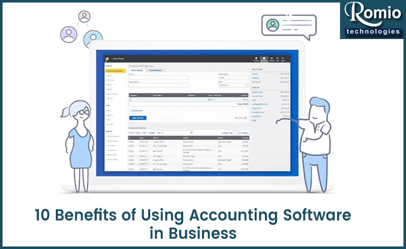accounting software in business